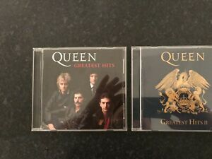 Queen-Greatest-Hits-amp-Greatest-Hits-II-Japan-SHM-CD-RARE-OOP