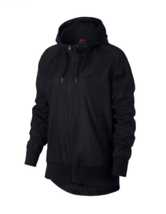 4217673ecefa Nike Femmes Vêtements de Sport Windrunner Veste Course Grand XL Save ...
