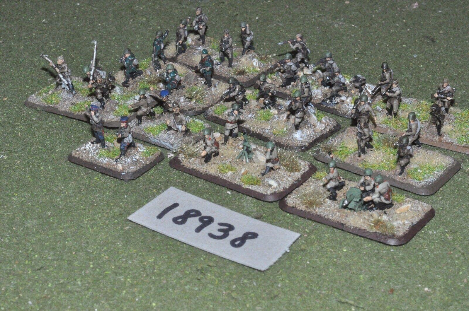 tienda de venta 15mm Segunda Guerra Mundial ruso-Infantería Guerra Mundial 2-INF 2-INF 2-INF (18938)  el precio más bajo
