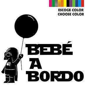 Sticker-Vinilo-BEBE-A-BORDO-Star-Wars-Vinyl-Pegatina-Coche-Darth-Vader