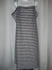 Ladies Size 3XL Tatyana By Betty Page Black & White Polka Dot Dress NWOT