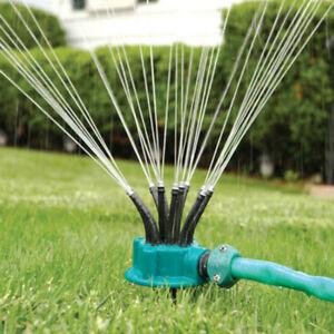 Noodle Head 360 Degree Adjustable Lawn Sprinkler Water Sprayer Irrigation System