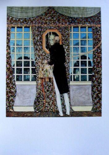 "VTG Kay Nielsen Art Print Powder /& Crinoline 8.75/"" x 11.75/""  SEE VARIETY"