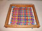 "10"" Jumbo Size Potholder Weaving Loom - pro - loops - Cottage Looms"