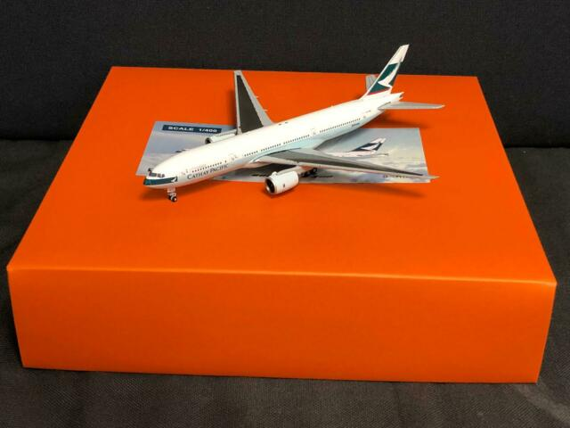 Cathay Pacific Boeing 777-200 B-HNC  JC Wings 1:400 Diecast Models EW4772008