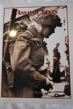 WW2 Canadian Assault Vest Invasion D-Day Reference Book