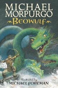 Beowulf-Morpurgo-Michael-New-Book