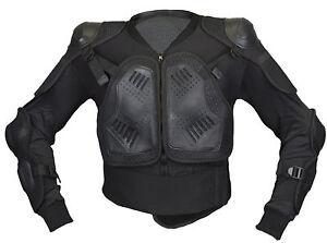moto-quad-Protecteur-safety-veste-plastron-motocross-enduro-motocross-M-4x