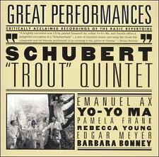 NEW - Schubert: Trout Quintet; Arpeggione Sonata; Die Forelle