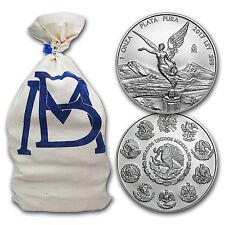 *PRE-SALE* 2016 Mexico 1 oz Silver Libertad (450-Coin Original Bank Bag)