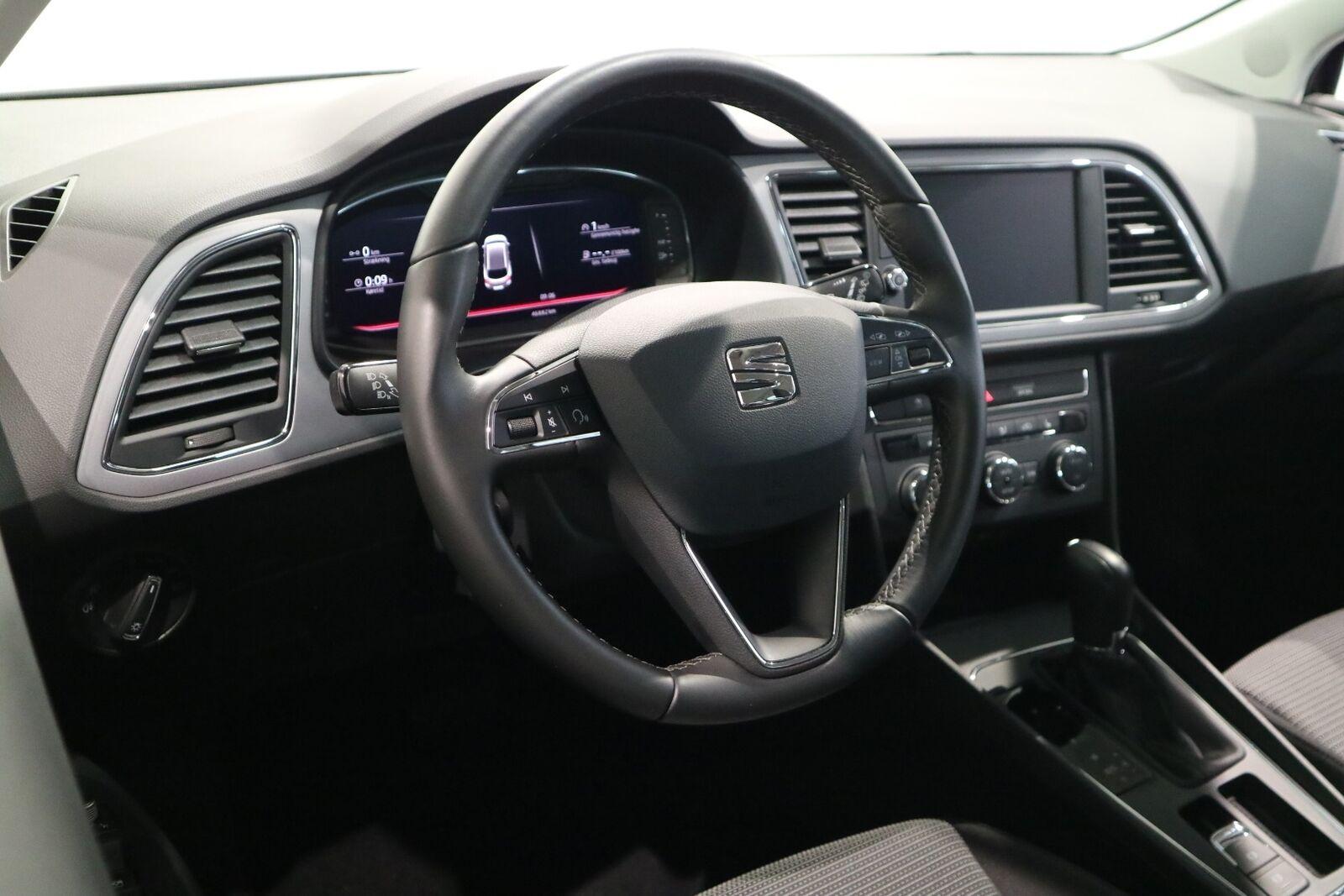 Seat Leon 1,6 TDi 115 Style DSG - billede 10