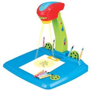 New-Elegant-Children-Hobby-World-Projector-Learning-Desk-for-your-little-one