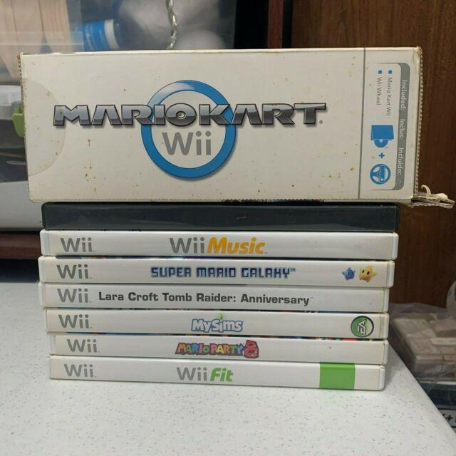 Nintendo Wii Assorted Games