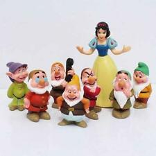 8pcs Cartoon Movie How To Train Your Dragon Mini Figure Kids Toys Dolls -NEW