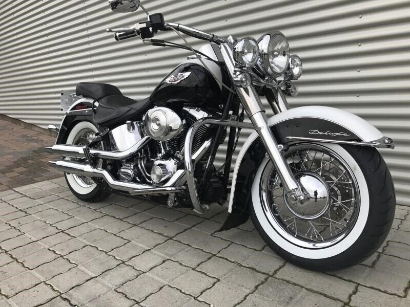Harley-Davidson, FLSTN Softail Deluxe, ccm 1450