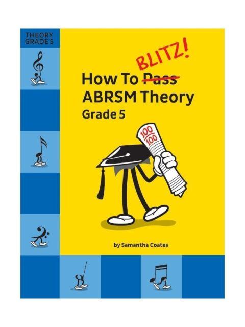 How to Blitz! ABRSM Theory Grade 5 - Samantha Coates