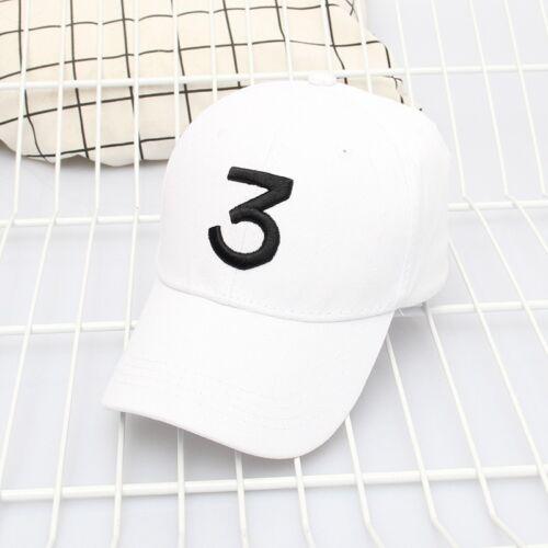 Tide Snapback Caps Popular Chance The Rapper 3 Baseball Cap Hip-hop Hats #NE8Z