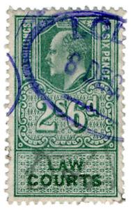 I-B-Edward-VII-Revenue-Law-Courts-Scotland-2-6d