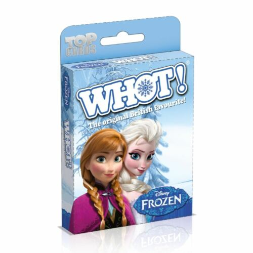 Travel Tuckbox Card Game Frozen WHOT