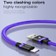 Samsung-Galaxy-S10-Plus-S9-Note-9-USB-Type-C-40W-5A-Charging-Charger-Cable-Cord thumbnail 9