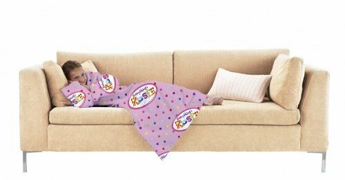 Everything/'s Rosie Snuggle manches polaire Wrap couverture