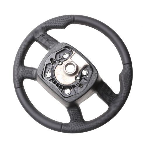 VW Lenkrad T5 Caddy Daumenauflagen Neu Beziehen 12317