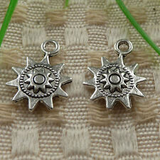 free ship 165 pcs  tibetan silver cute charms 23x18mm #4347
