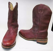 d41f23faf52 Men's Guide Gear 12 Inch Western BOOTS in Tan for sale online | eBay