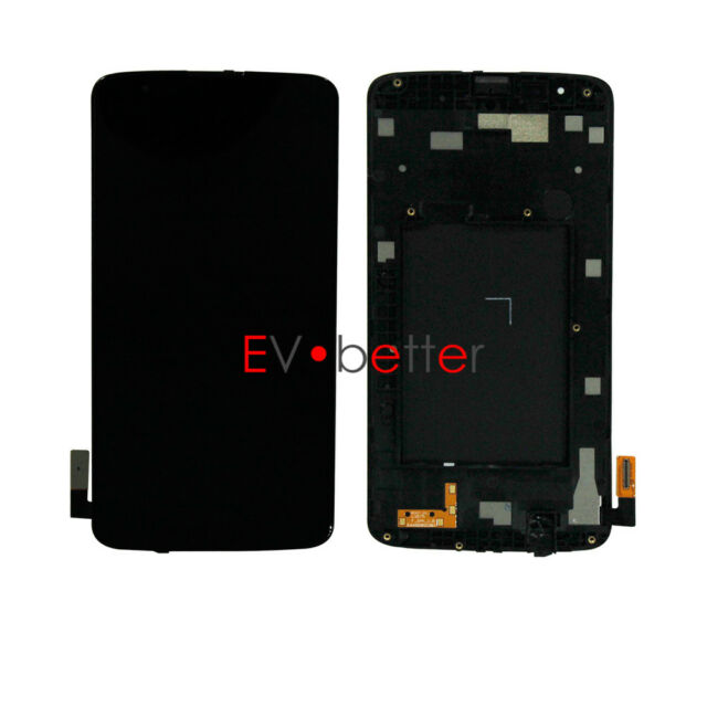 Ny Lg Treasure Lte Tracfone L52vl L51al Frame Touch Screen Digitizer Lcd Replace For Sale Online Ebay