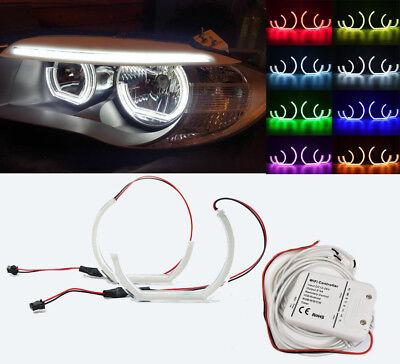 M4 Crystal C LED Angel Eye 6000K White Halo For E92 E93 335i 328i coupe M3 07-13