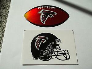 ATLANTA FALCONS NFL Scrapbook Stickers