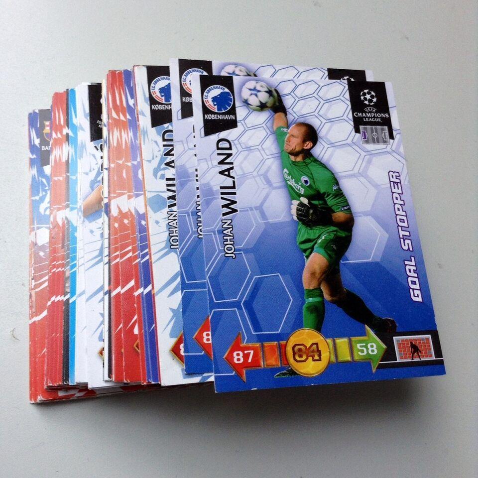 Samlekort, Champions League 2010/2011