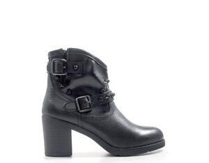 Naturel L336 Nero 005cl Trivict pu w18270 Chaussures Cuir Femme gUBwqaq