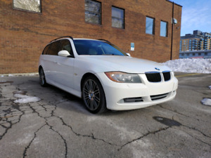 2008 BMW 328Xi Wagon AWD / Full load /M mags / winter tires Nego