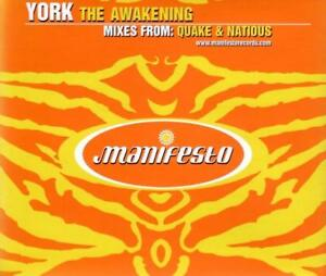 York-The-Awakening-3-trk-CD-1999