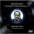 Beethoven: Complete Violin Sonatas, Vol. 1 (2008)