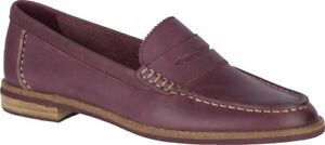bae7aa81d87 Sperry Top-Sider Seaport Penny Loafer (Women s Shoes) in Wine ...