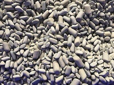 5kg Korund Poliersteine Gemischt2,5cm Schleifsteine Poliertrommel Schleifkörper Heller Glanz