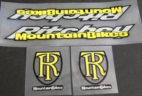 Ritchey Mountain Bikes Decal Set sku Ritc-S110