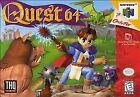Quest 64 (Nintendo 64, 1998)