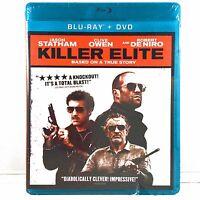 Killer Elite (blu-ray/dvd, 2012, Inc. Ultraviolet) Brand & Sealed