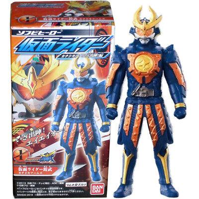 Gaim Kachidoki Arms Soft Vinyl Hero Kamen Rider Gaim Kachidoki Arms Series 1
