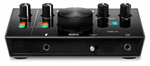 M-Audio AIR 192|4 USB-Audio Interface 2-In//2-Out Crystal 24-Bit//192kHz Software