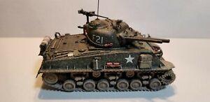 CORGI-US51003-USMC-M4A3E8-FLAME-THROWER-TANK-1-50-SCALE-DIECAST-METAL-MODEL
