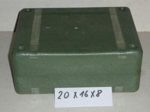 Caja de retención para guardarlas lagerbox caja MCA aprox 20 x 16 x 8 cm