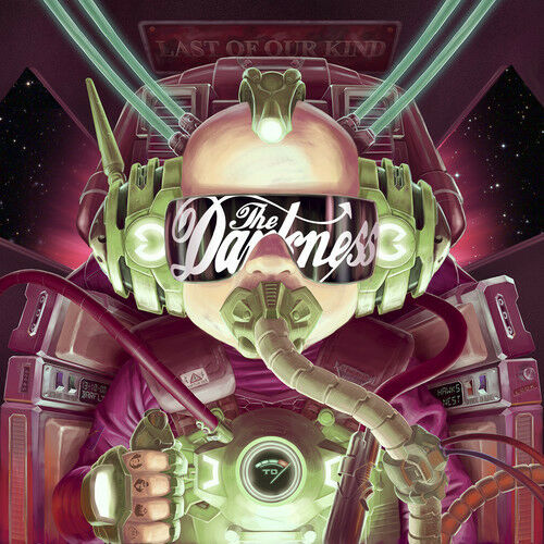 The Darkness, Darkness - Last Of Our Kind [New CD]