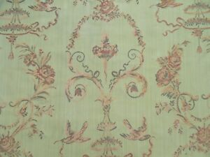 Zoffany Vorhang Fabric Quot Arabesque Quot Gr 252 N Gold 3 3 Meter