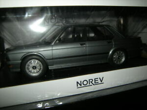 1-18-Norev-BMW-M-535i-E28-1986-grau-grey-Limited-Edition-1-of-2000-pcs-in-OVP