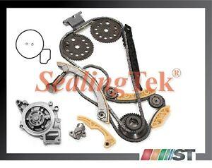 Per-2000-11-GM-2-0L-2-2L-Dohc-Ecotec-Motore-Catena-Distribuzione-Cambio-Kit-W