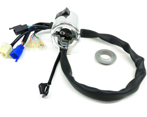 New Genuine Honda Left Hand Turn Signal Switch Assembly 04-09 VTX1300C #S227